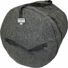 Humes & Berg ZZ585 16 X 26-Inches FUZZEE BASS Drum Bag