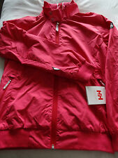 Helly Hansen W Skagerak catalina sportswear jacket pink size M new + tags.