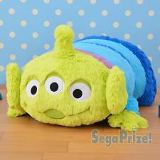 NEW Sega Prize Toy Story Alien Drum Cushion DX Plush 42cm SEGA1016137 US Seller