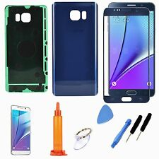 Replacement Screen Glass Tools Housing Battery Door For Samsung Galaxy Note 5