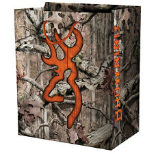 BROWNING BUCKMARK PARTY GIFT BAG - BIRTHDAY, CHRISTMAS, WEDDING, MOSSY OAK CAMO