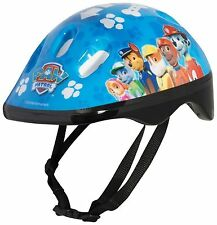 Children's Kids Boys BLUE Paw Patrol Bike Cycle Skate Safety Hat Helmet PWP7030