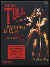 Jethro Tull sealed Nothing Is Easy digipak DVD Isle Of Wight 1970 live PAL R0