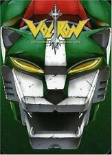 Voltron Collection Volume 3 3-DVD SET NEW! GREEN LION HEAD VOLTRON OUT-OF-PRINT!