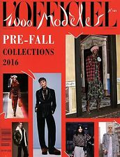 L'Officiel 1000 Models Magazine #121 fashion Pre-Fall COLLECTIONS 2016
