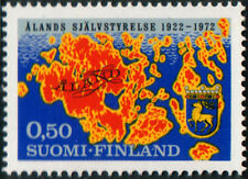 Finland 1972, 50th Anniv.of Self-Government in Aland