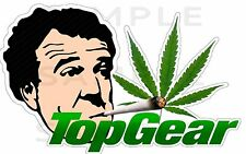 , Weed, Kit 04, TopGear Clarkson Car, Sticker, JDM, Drift, Van, Bike