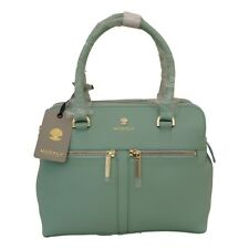 Modalu Aquamarine Mini Pippa Hand/Grab Bag - ''Pippa' - RRP £220 - NEW