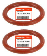 Set of 2 -  Genuine Honda Power Steering Pump O-Ring 91345-RDA-A01