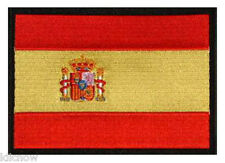"Spain (embroidered) Patch 5""x 4"" (13 x 10CM) approx"