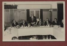 Radio Rentals Staff  Managers etc Dinner  c.1958  photograph da.97