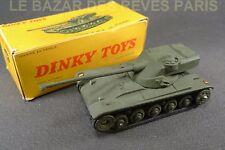 DINKY TOYS FRANCE. AMX 13. + boite. REF: 80 C.