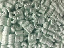 Packing Peanuts Shipping Green  300 gallons / 40 cubic feet Anti Static Loose