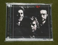 KING CRIMSON RED CD REMASTERED HD DGM HIGH QUALITY 30TH ANNI EDITION USA NEW