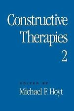 Constructive Therapies V2: Volume 2, , Books