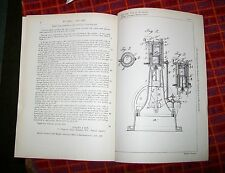 IMPROVEMENTS IN GAS ENGINES PATENT. RUSS, BROOKLYN, NEW YORK, USA.  1897