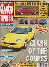Auto Express Car Magazine No 355 ( 21 to 27 July 1995) plus Supplement