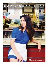 Sara Bareilles What's Inside: Songs from Waitress Sheet Music Piano Vo 000155843