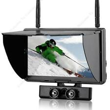 "LCD 7"" HD Boscam Galaxy D2 FPV 5.8G 800*480p Monitor Receiver For DJI WLtoys"