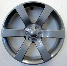 "4) 20"" Grey SS Style Chevy GMC 1500 Sierra Silverado Pickup Wheels Rims Set"