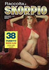 * RACCOLTA di SKORPIO MENSILE 2014 XXXVII - N°483/ AGO/2014 *