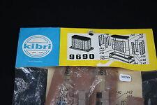 W099 KIBRI Train maquette 9690 sachet element pile pont diorama decor