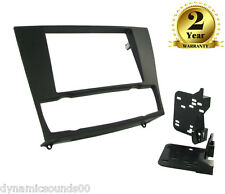 Double DIN Fascia Surround Trim Panel For BMW 3 Series E90