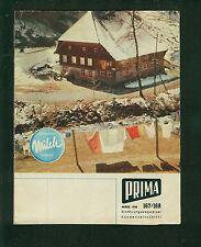 Kundenzeitschrift Prima 1960 Rezepte Milch Haushalt Hausfrau Fotos Küchentips