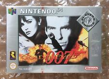 BRAND NEW FACTORY SEALED GOLDENEYE 007 FOR N64 NINTENDO 64 JAMES BOND