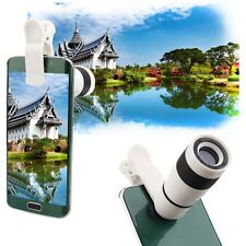Optical Camera Lens 8x Zoom Telephoto For iPhone 5S 6 6S Android Cell Phone HTC