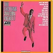 Wilson Pickett - Exciting (Remastered CD) NEW