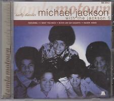 MICHAEL JACKSON / JACKSON FIVE - EARLY CLASSICS - CD