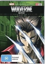 Marvel Anime: Wolverine - The Complete Series DVD