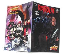 DIABOLIK - trappola a rovigo - edizione speciale ROVIGO COMICS 2013
