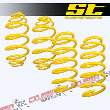 SM1121 Volkswagen Polo (6R) berlina 1.2i (3 cilind MOLLE ASSETTO ST Suspension