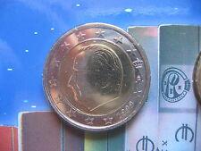 Belgien 2 Euro 1999 BU Kursmünze aus dem INTRO SET