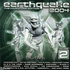 Earthquake 2004 Vol. 2 - The Hardcore Edition - 2CD - HARDCORE GABBER
