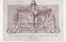 A7903) BOLOGNA, VII CENTENARIO DELLA MORTE DI SAN DOMENICO 1221 - 1921.