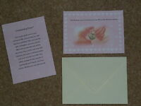 *BABY GIRL CHRISTENING DAY GIFT*/ PRESENT  LUCKY SIXPENCE & CHRISTENING POEM