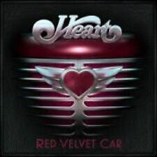 Red Velvet Car by Heart (CD, Aug-2010, Eagle Records (USA)) SEALED