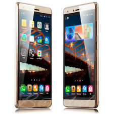 """5"""" Touch Android 6.0 Mobile Smart phone Quad Core Dual SIM WiFi GPS 3G Unlocked"""