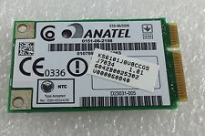 TOSHIBA SATELLITE A100 01G psaare WIFI WI-FI WLAN WIRELESS CARD Mini autentico PCI
