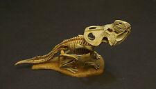 RARE Kaiyodo Dinotales 6 Protoceratops Skeleton A Dinosaur Figure Nice!