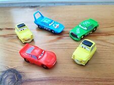 Disney Pixar Cars Micro Mini Plastic Cars Bundle #1