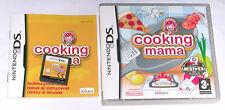 Spiel: COOKING MAMA für den Nintendo DS + Lite + Dsi + XL + 3DS