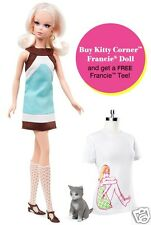Gold Label Silkstone Kitty Corner Francie 2012 Barbie Doll
