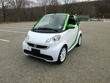 2015 Smart FORTWO ELECTRIC DRIVE CABRIOLET CONVERTIBLE