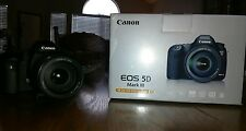Canon EOS 5D Mark III 22.3 MP Digital SLR Camera - Black (Kit w/ EF L IS USM 24…