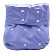 Teen / Adult Cloth Diaper -Periwinkle Purple