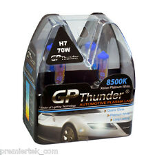 Authentic GP Thunder II 8500K H7 Xenon Quartz Ion Light Bulb 70W GP85-H7